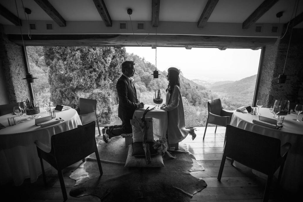 LISA & EDDIE | Un matrimonio stellato