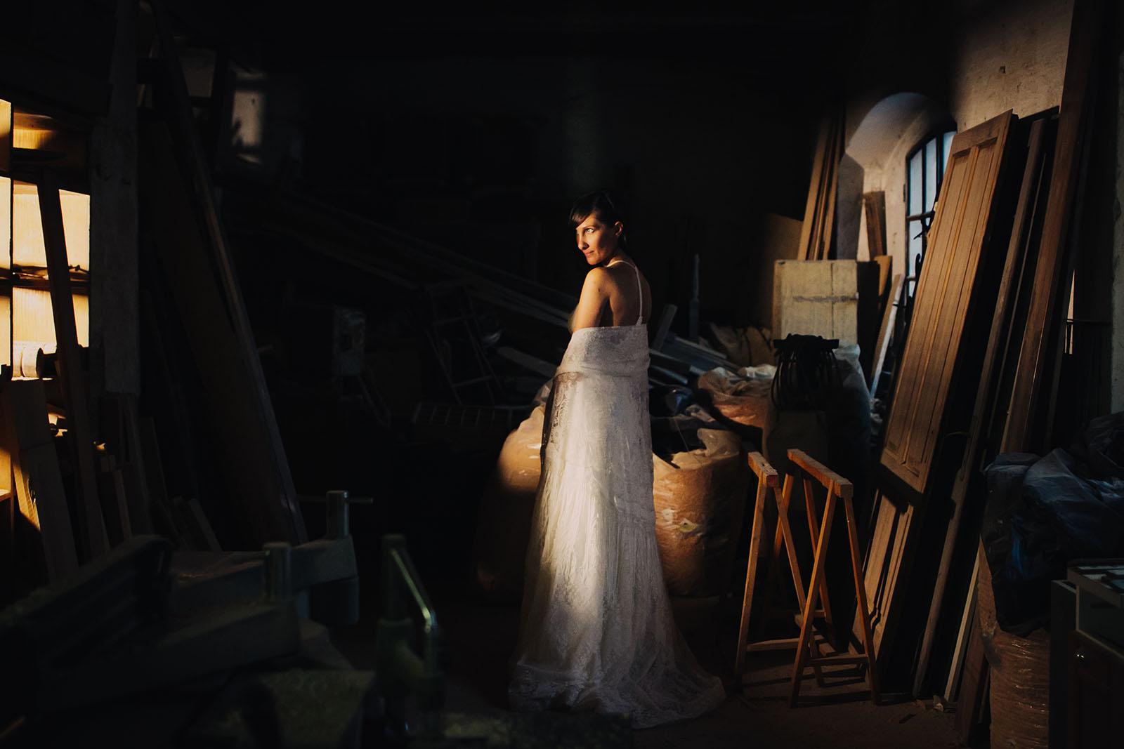 La semplicità di un'intesa unica e speciale - Matrimonio a Vicenza
