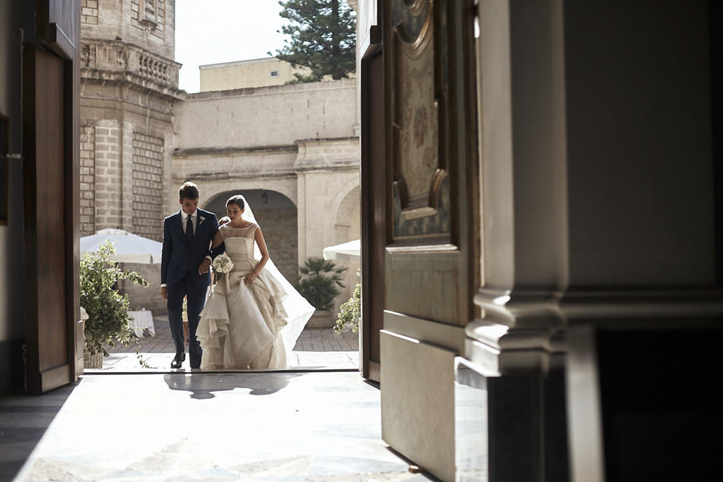 LODOVICA & TANCREDI | Il fascino della Puglia su due giovani milanesi