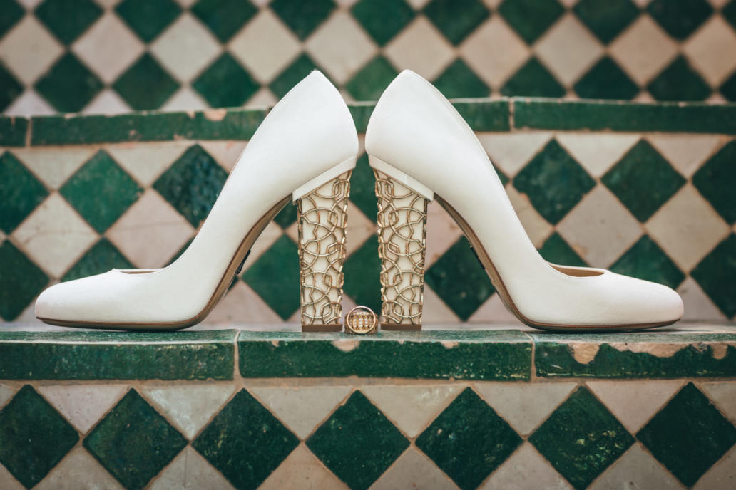 scarpe sposa 2019
